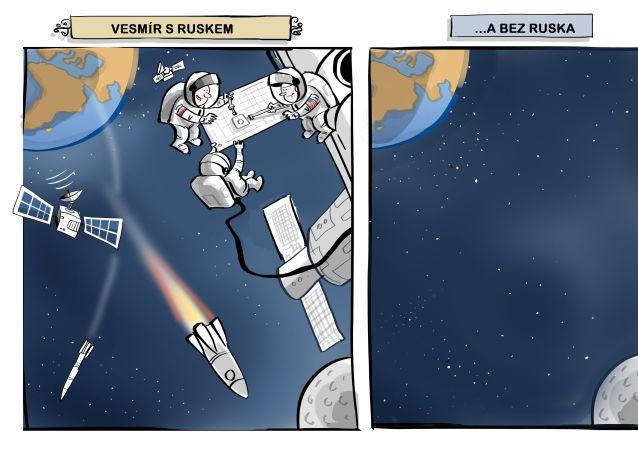 Mezinárodní spolupráce v kosmu. Budoucnost