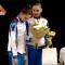 Arina Averinová, Darja Trubnikovová a Katrin Tasevová