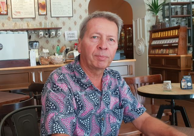 PhDr. Miroslav Belica pro Sputnik okomentoval výrok Jakuba Landovského o NATO, EU a Rusku