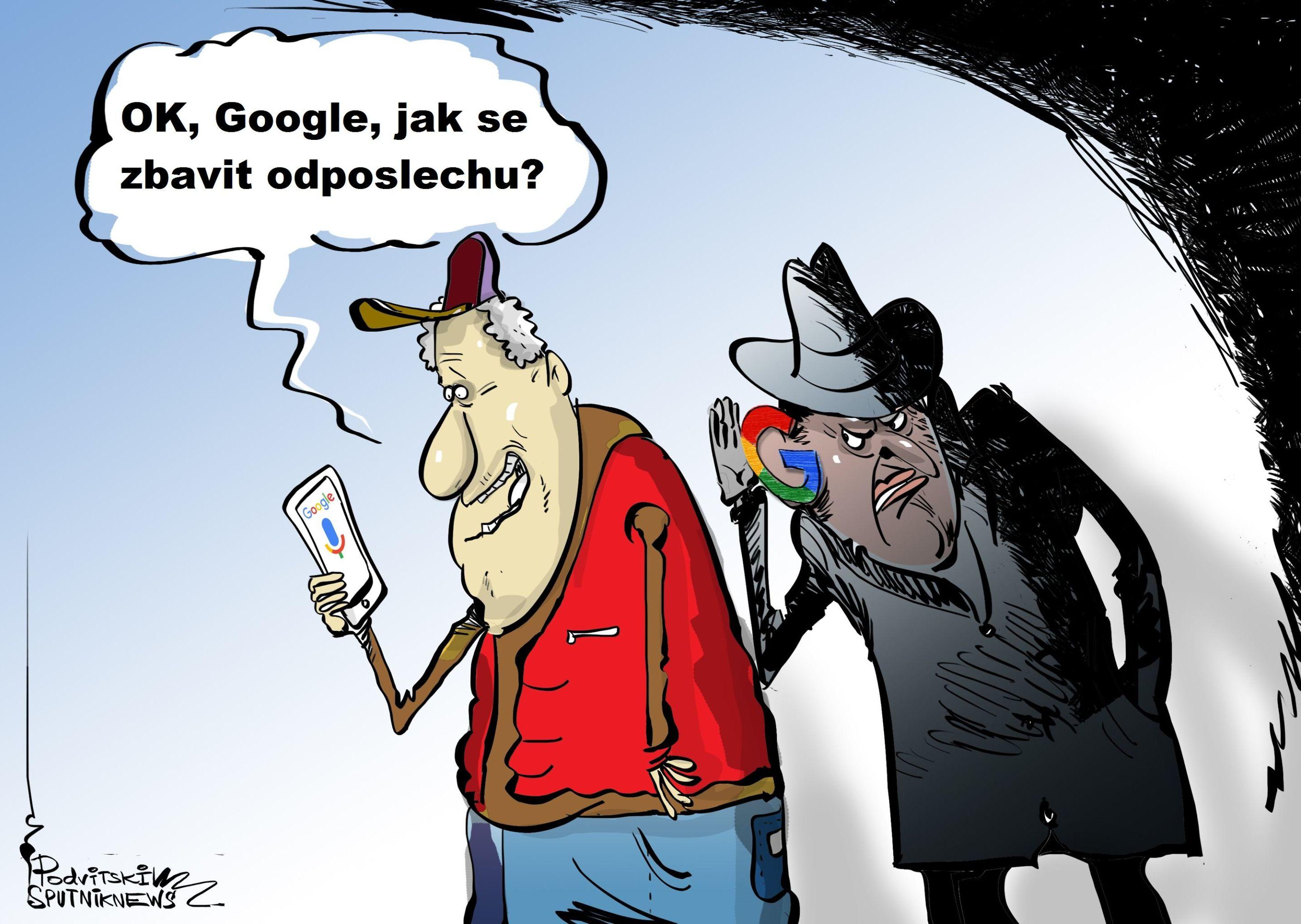 OK, Google, jak se zbavit odposlechu?