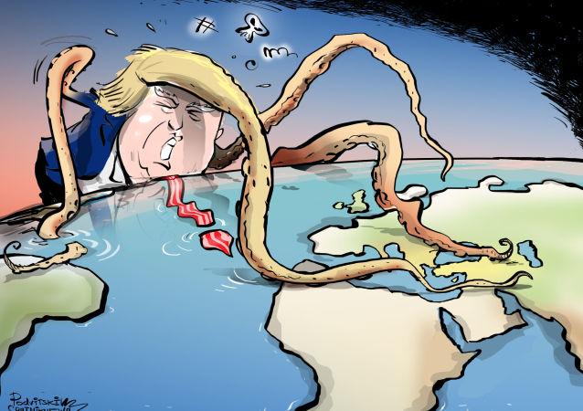 Írán chce USA pryč