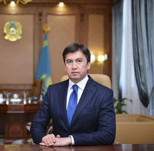 Starosta kazachstánského města Šymkent Gabidulla Abdrachimov
