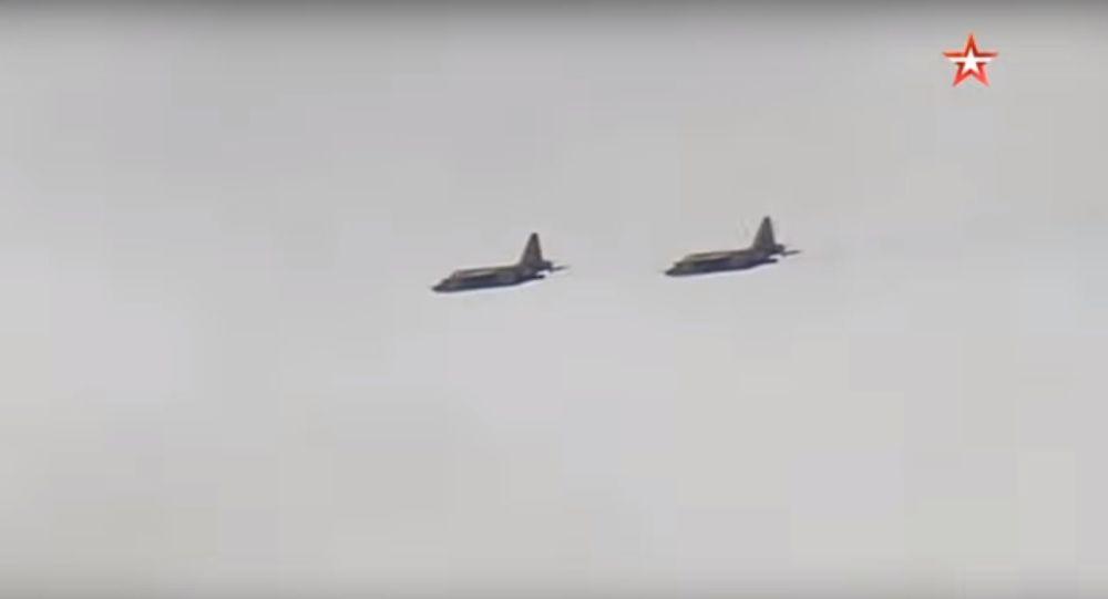 Hypersonický raketový systém Kinžal byl poprvé představen široké veřejnosti