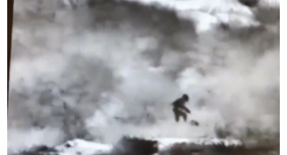 Video: Izraelská armáda zveřejnila záběry proniknutí  ozbrojených Palestinců ze severní Gazy do Izraele