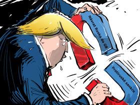 Trump chce vrátit Rusko do G8, ale co sankce?
