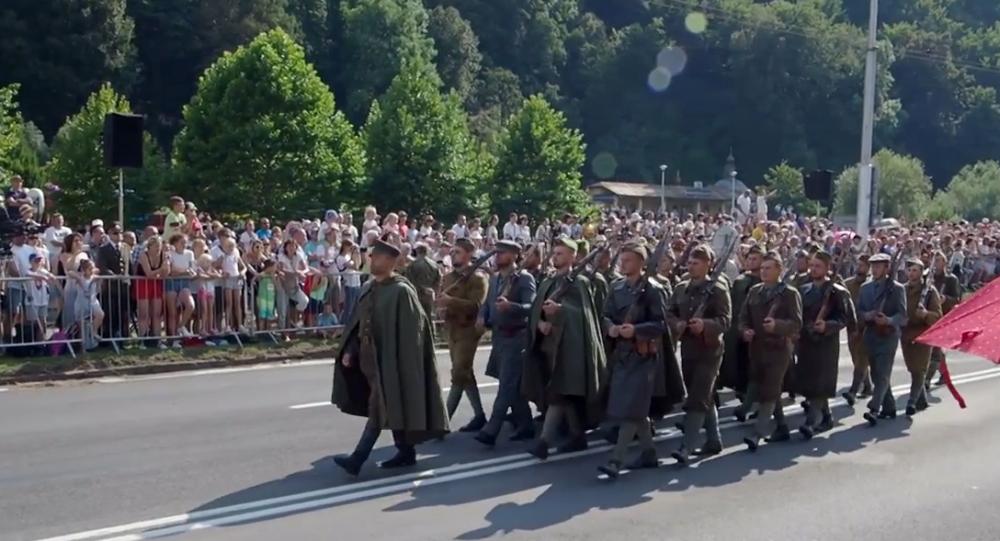 Video: Slovensko oslavilo 75. výročí Slovenského národního povstání (SNP). Jak  to proběhlo?