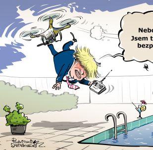 Válka dronů v Hormuzském průlivu?