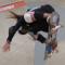 Holka jako vítr. 11letá skateboardistka předvedla ohromující jízdu