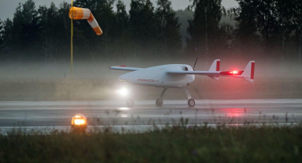 České drony poletí nad Ruskem. Co budou zajišťovat? Podnikatel Semetkovský promluvil o unikátní technologii a konkurenci