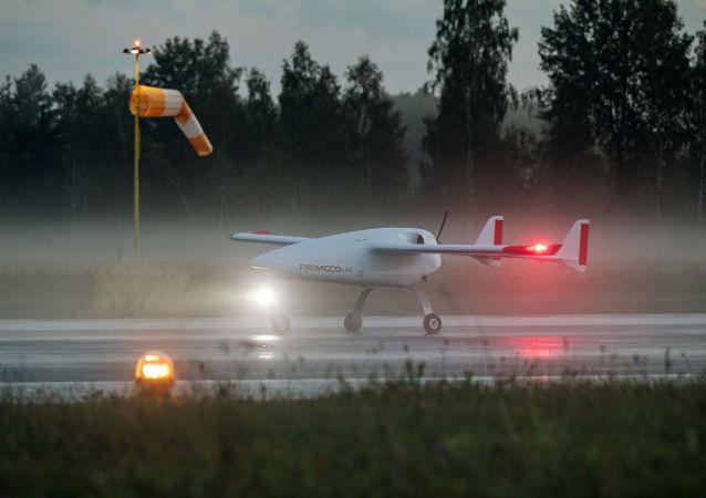 Dron společnosti Primoco UAV