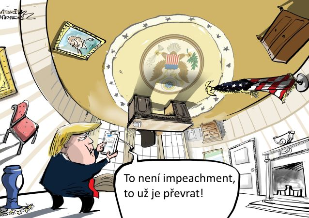 Impeachment Trumpa
