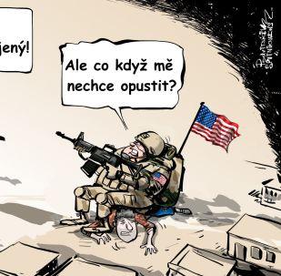 USA: Syřané fakt mají rádi Rukban!