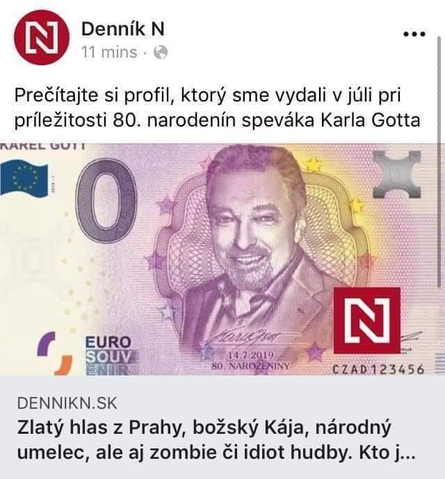 Zlatý hlas z Prahy, božský Kája, národní umělec, ale i zombie či idiot hudby. Kdo byl vlastně Karel Gott?