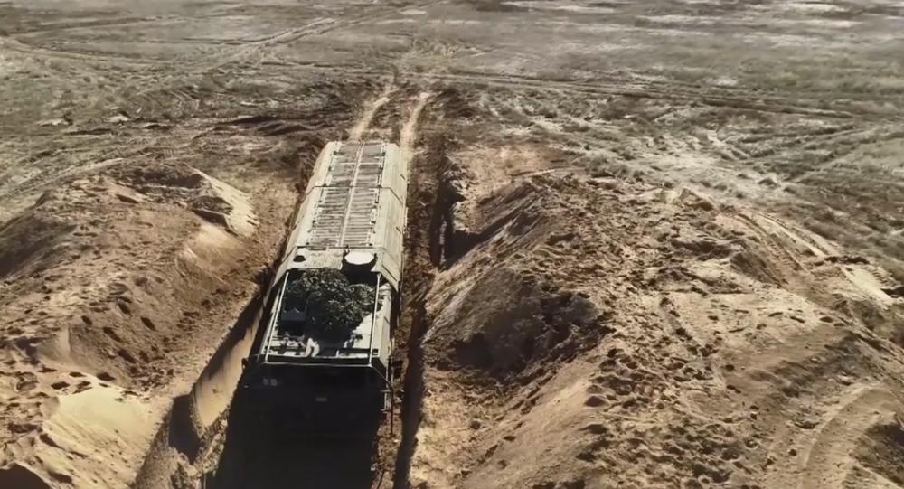 Video: Ruská armáda pod vrchním velením Putina předvedla všechno, co dokáže její vojenská technika