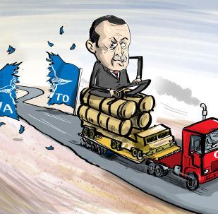 Erdoğan neoblomně trvá na svém ohledně S-400