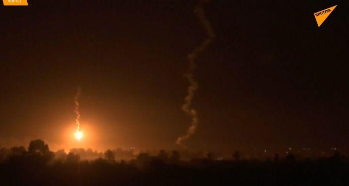 Sýrie zahajuje svůj finální úder proti IS negaleko Baghuzu
