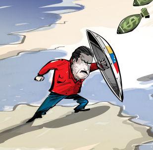 Maduro drží obranu, Američané nabíjí dolary