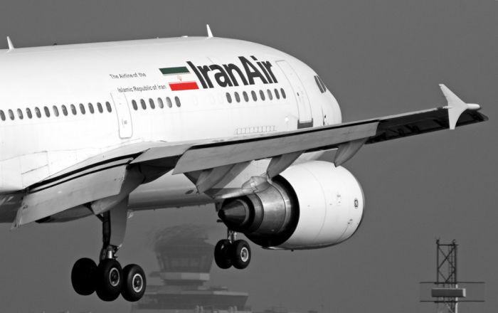 Letadlo Iran Air
