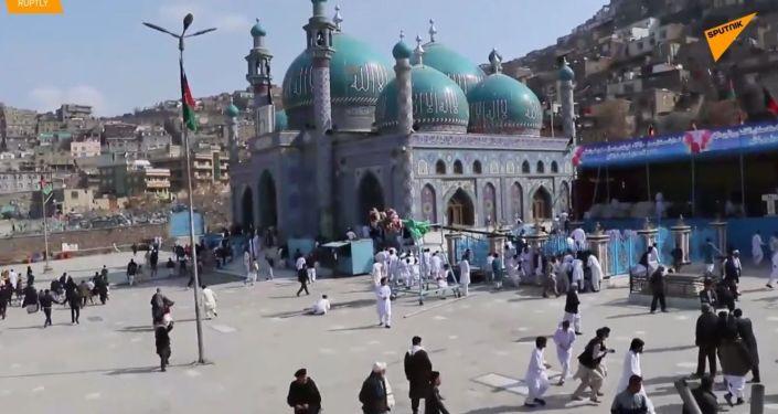 V Kábulu v Afghánistánu výbuchy během novoročního festival zabily nejméně šest lidí