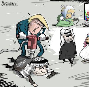Trump přiznává suverenitu Izraele nad Golanskými výšinami