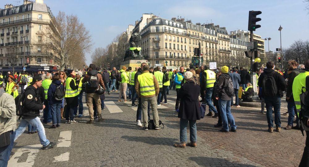 Protestní akce