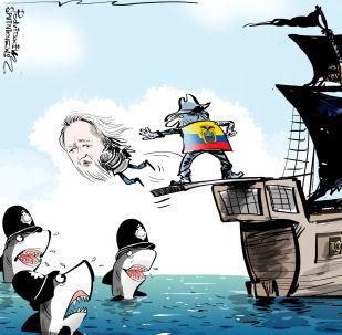 Ekvádor odvolal azyl Assange