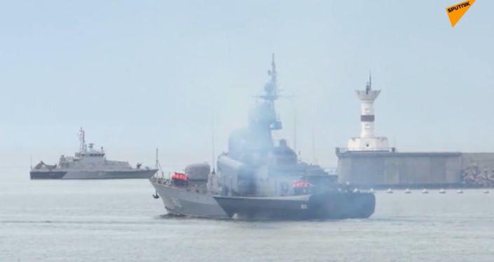 Válka o moře: Ruské námořnictvo provádí v Černém moři cvičení poblíž záštity NATO