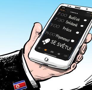 Severní Korea se připomíná raketami