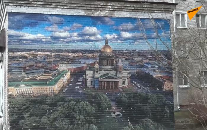 Urban fresky