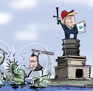 Západ buduje demokracii – Západ ji ničí
