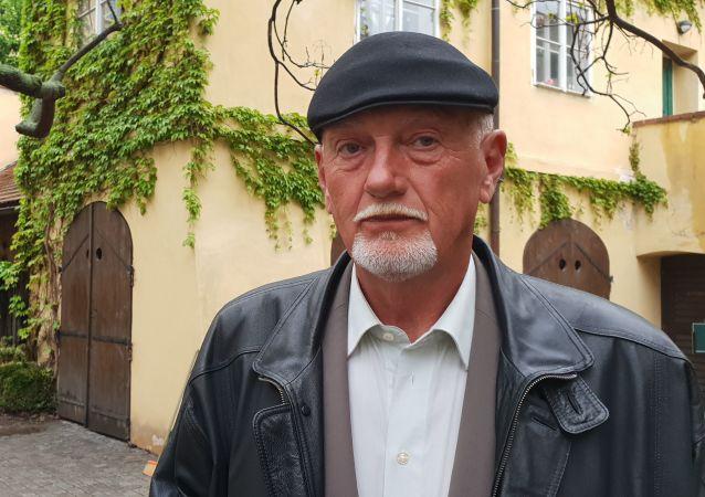 Generál major Hynek Blaško
