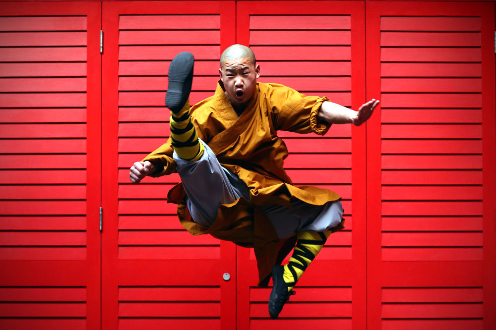 Šaolinské bojové umění kung-fu