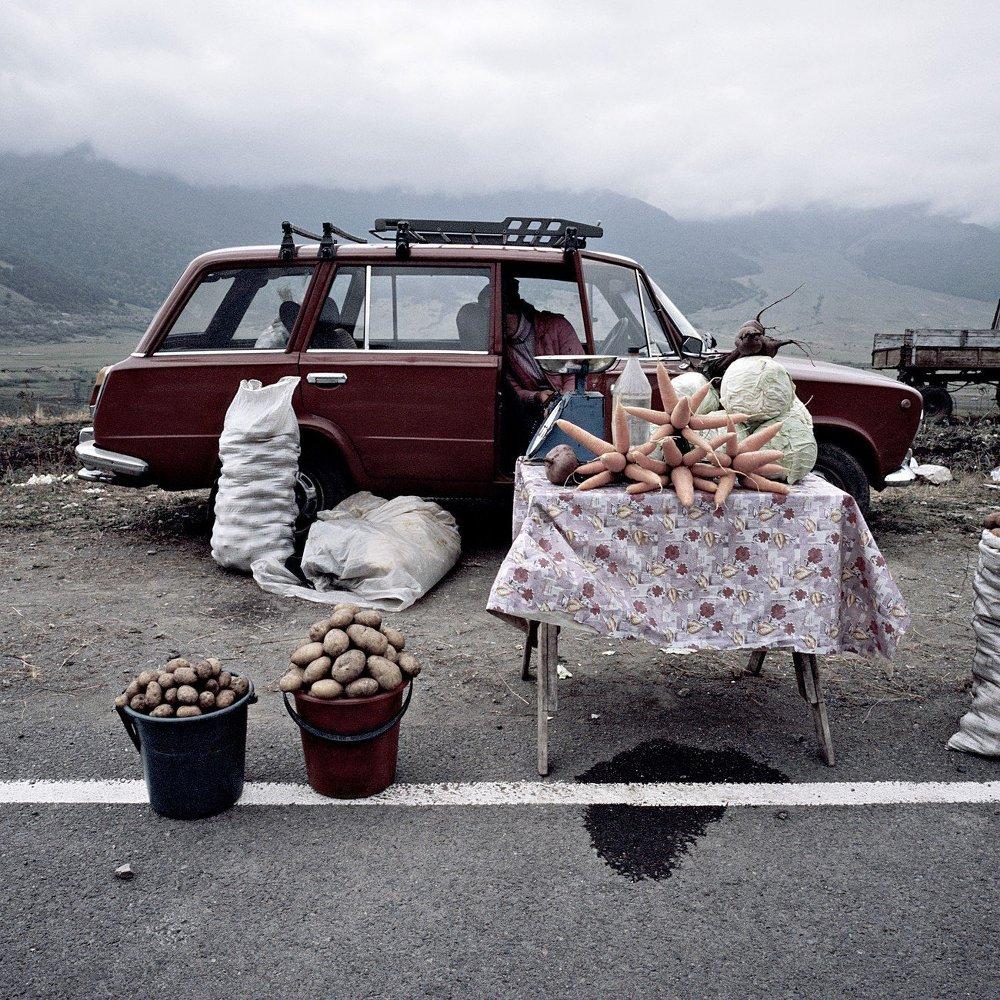 V Arménii