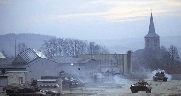 Odsun sovětských vojsk z Československa