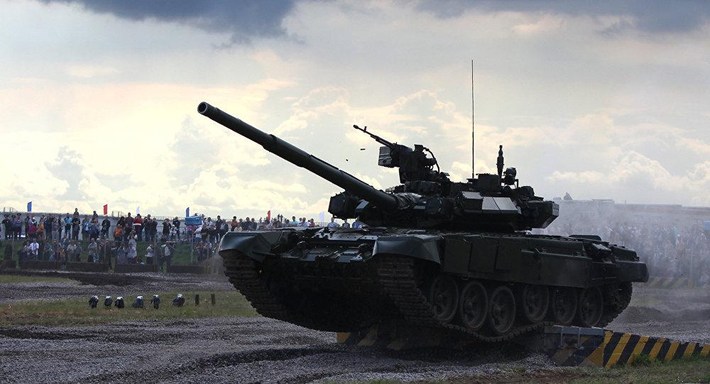 Tank T 90