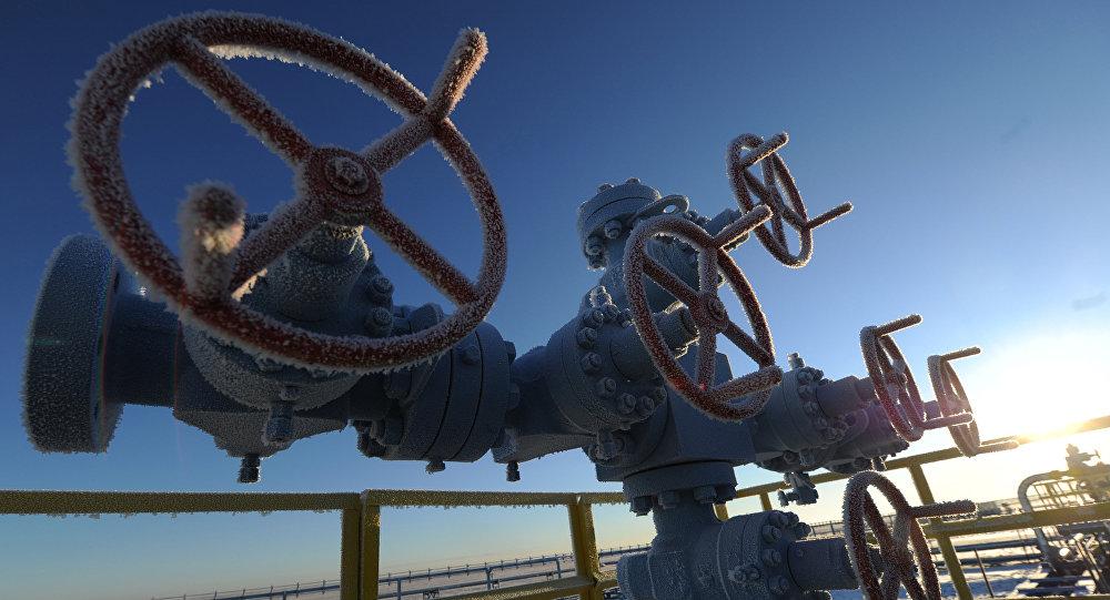 Plynové naleziště