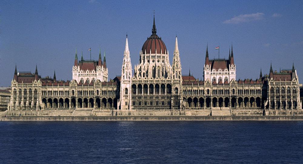 Budova Maďarského parlamentu