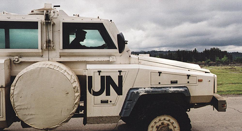 Mírové sily OSN