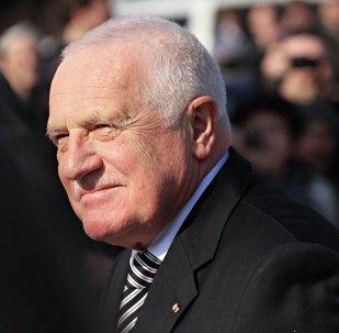 Václav Klaus. Ilustrační foto