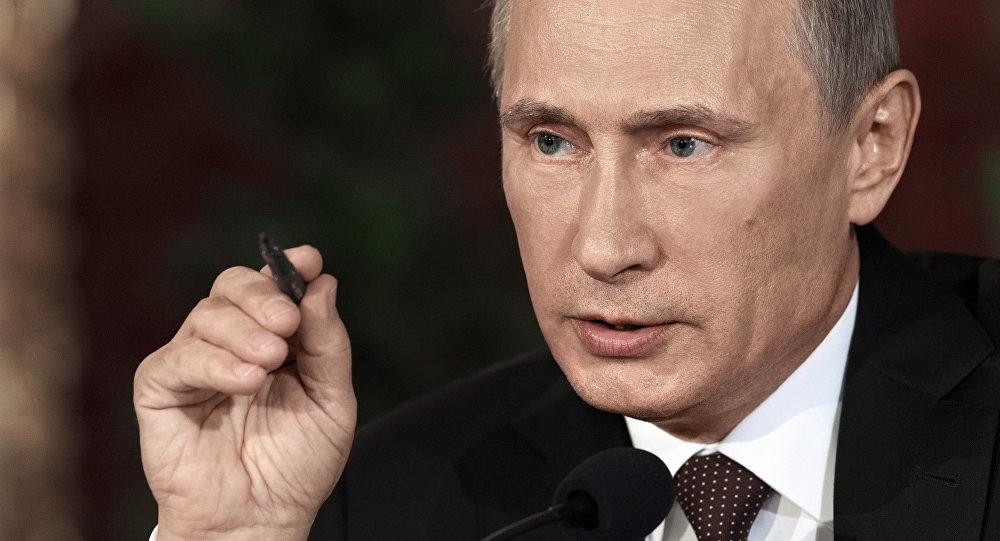 Vladimir Putin, Rakousko