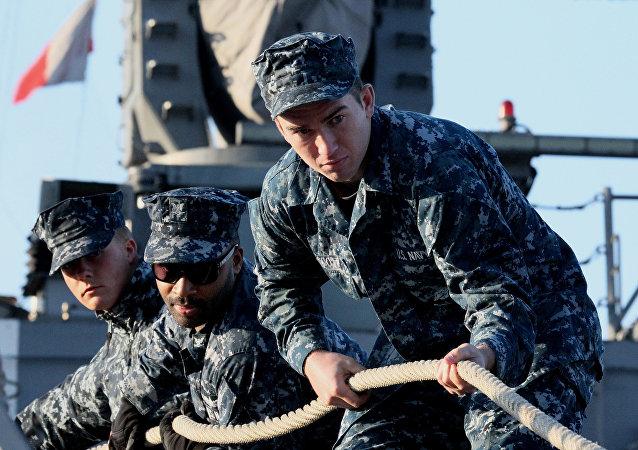 Americké mariňáci