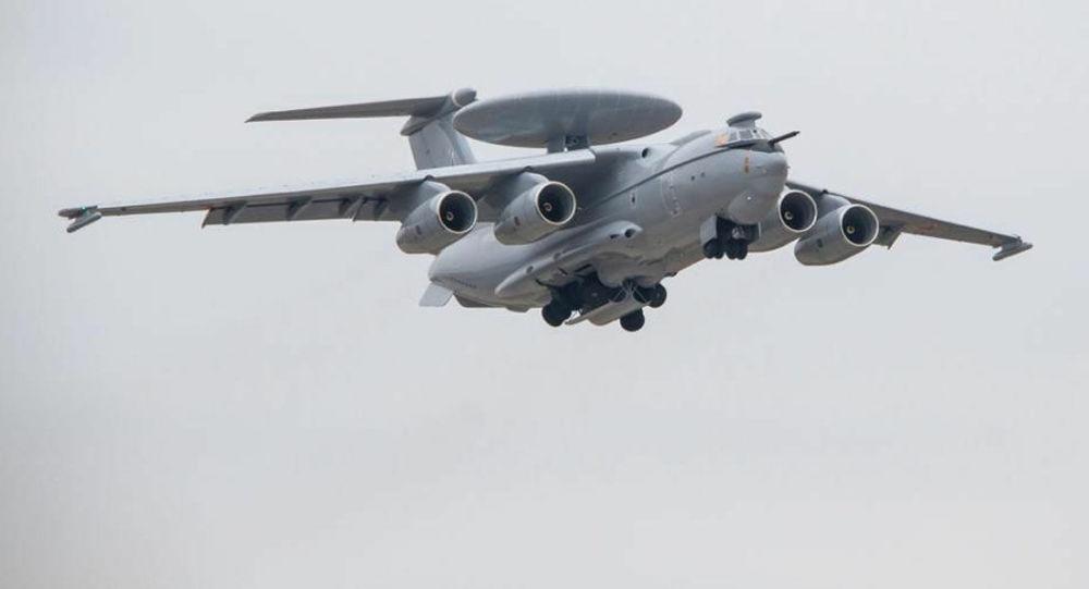 """Co jsou to """"létající radary"""" a nač je Rusko potřebuje?"""
