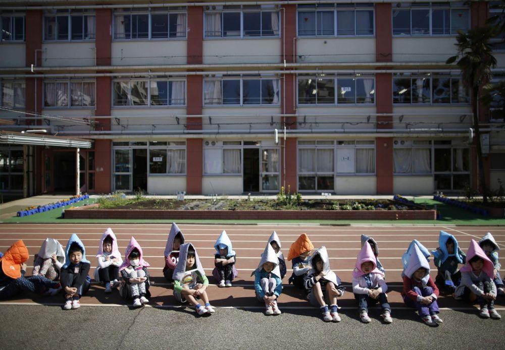 Zemětřesení v Japonsku v roce 2011