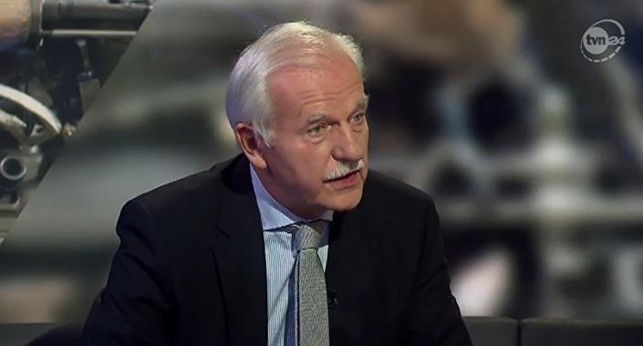 Bývalý polský ministr zahraničních věcí Andrzej Olechowski