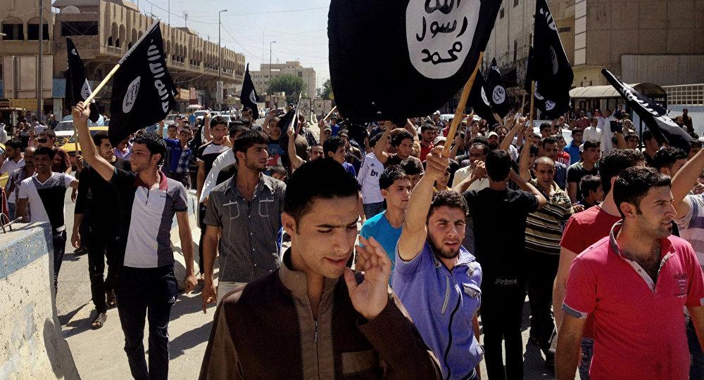 Přívrženci ISIL