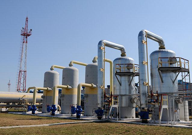 Plynová stanice