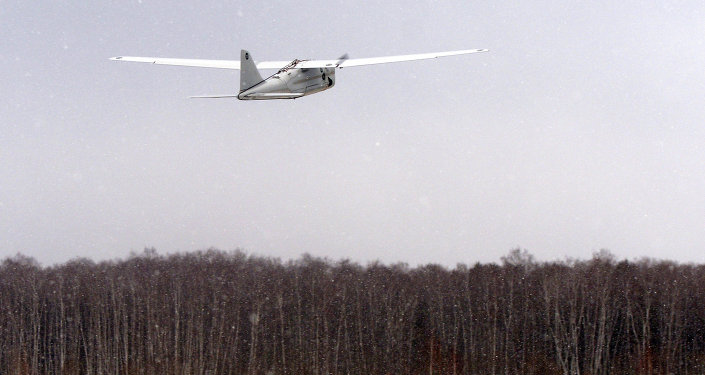 Ruský dron
