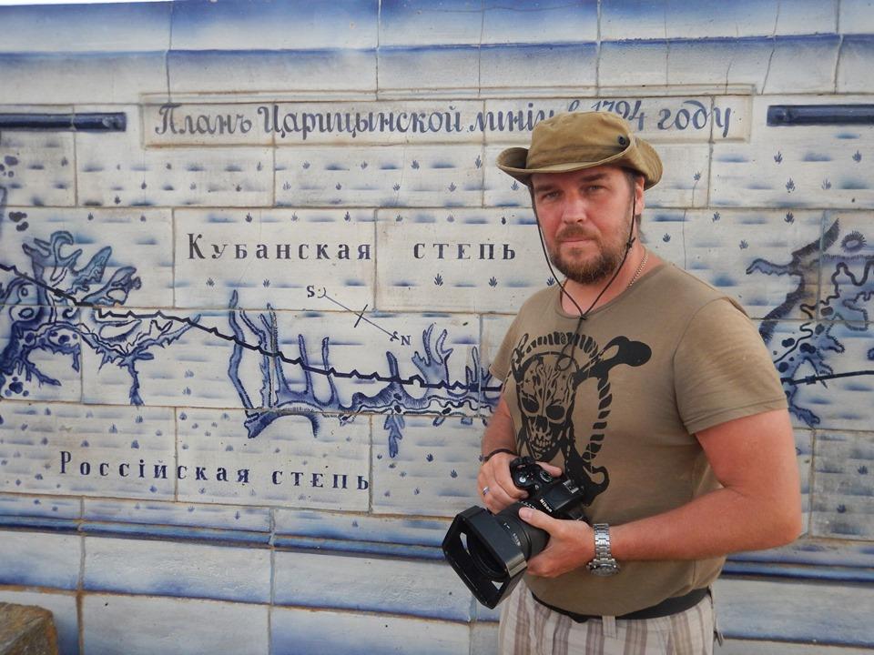 Ruský ufolog Nikolaj Subbotin
