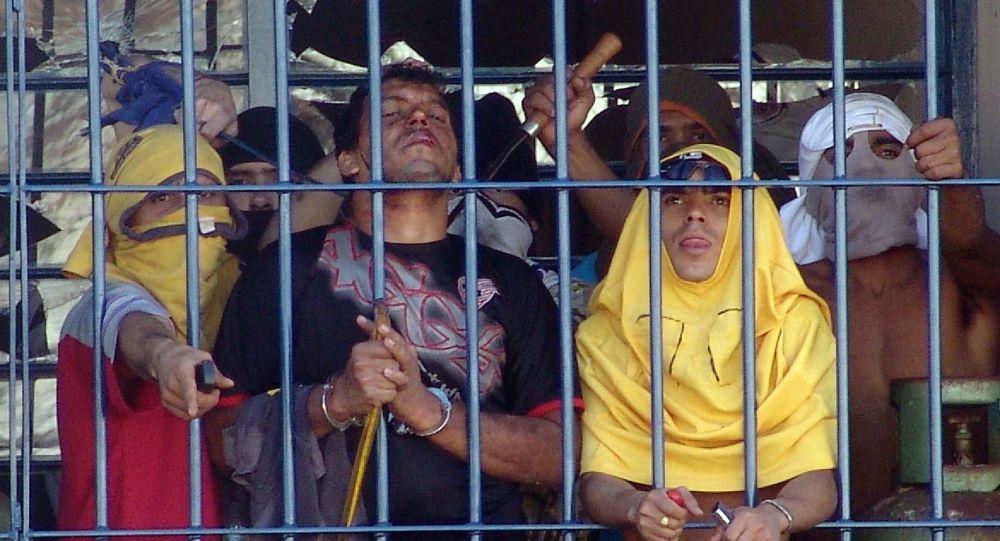 Šokující video. Masový masakr v brazilských věznicích