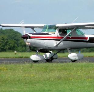 Lehké víceúčelové letadlo Cessna 152. Ilustrační foto